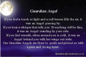 Guardian Angel words